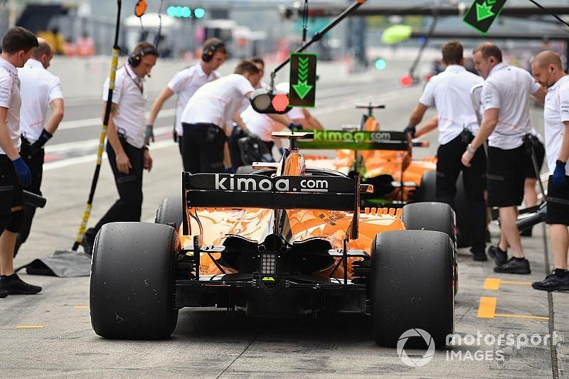 Choix de pneus : la FIA ne contredit pas la version de McLaren