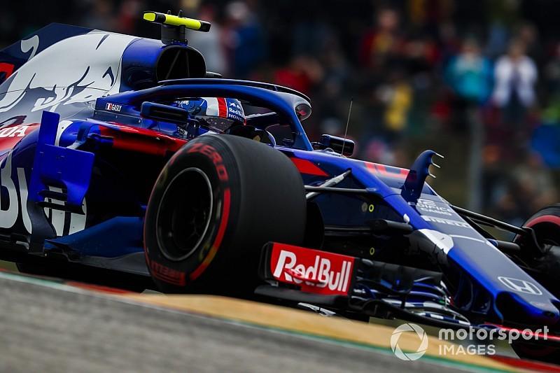 Toro Rosso прибрала оновлення з боліда Гаслі на Гран Прі США