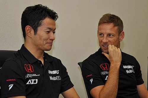 """Button: """"Ennek a japán srácnak a Forma-1-ben kell lennie"""""""