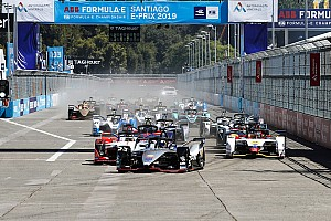 圣地亚哥E-Prix:布耶米撞墙退赛,伯德击败威尔雷恩获胜