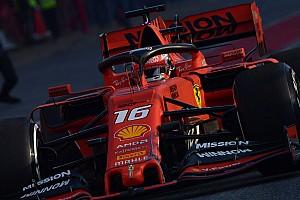 LIVE: Tes pramusim F1 Barcelona hari keempat