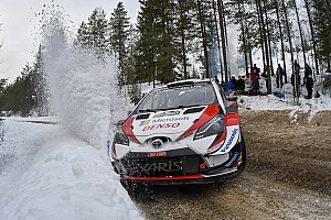 Fotogallery WRC: l'ultimo giorno di gara del Rally di Svezia 2019