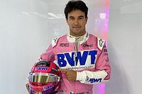 BRÉKING: Megjött Sergio Perez második tesztjének eredménye is!