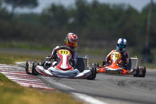 Kart: Matheus Morgatto conquista Top 5 no WSK Euro na Itália