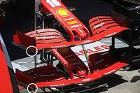 La primera novedad del Ferrari SF1000
