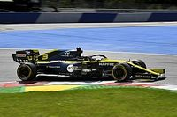 """Ricciardo : """"Pas sûr de savoir ce qui s'est passé"""""""