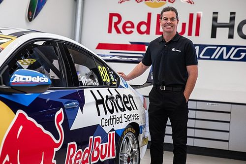 Factory Holden livery tweaked for Supercars return