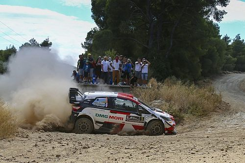 """Ogier: Acropolis podium will be """"big step"""" to eighth WRC title"""