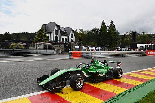 VÍDEO: Forte acidente interrompe classificação da W Series; Chadwick é pole e Tomaselli 10ª