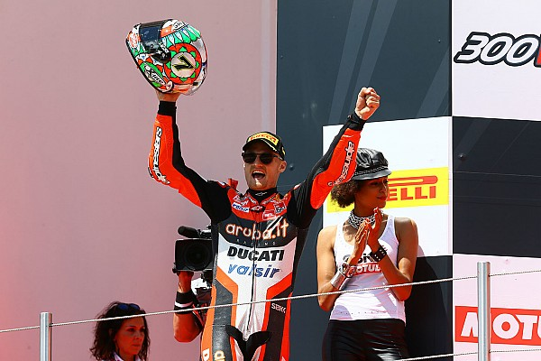 World Superbike Davies se anota en Imola su primer doblete de la temporada