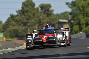 Le Mans Breaking news Toyota Le Mans defeat