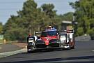 Le Mans Kobayashi: quebra em Le Mans