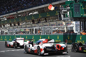 Le Mans Breaking news Le Mans start line moved ahead of 2018 event