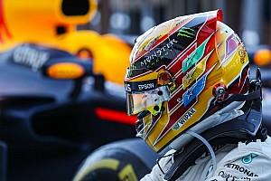 Формула 1 Новость Хэмилтон назвал глупыми разговоры о завоевании титула в Остине