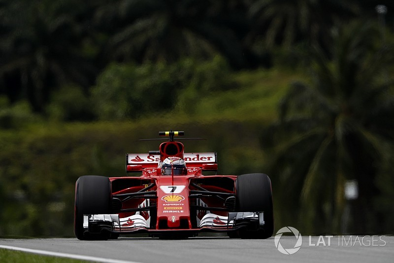 """Räikkönen : """"Quand on est si proche, c'est décevant"""""""
