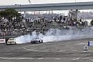 FIA初公認のドリフト選手権開催「最初の開催は50%満足」