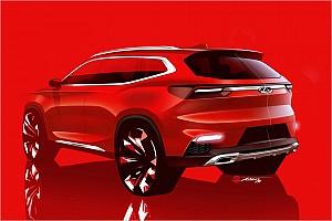 Automotive News Designstudie: Chinesisches SUV zielt auf Europa-Markt
