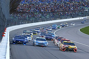 NASCAR Cup Commentary Five things we learned from Kansas