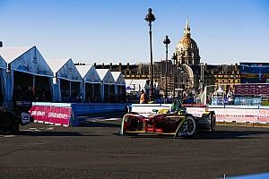 Formula E Practice report Paris ePrix: Di Grassi tops FP2 with last-gasp lap
