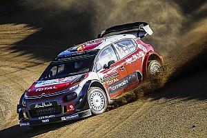 WRC Actualités Sainz se verrait bien aider Citroën