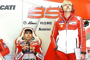 MotoGP Reactions Lorenzo abaikan team order, Ducati: Itu saran, bukan perintah