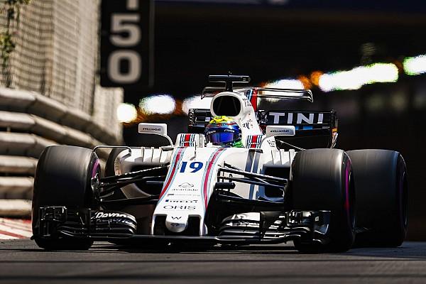Fórmula 1 Coluna do Massa: Agressividade de Perez me ajudou em Mônaco