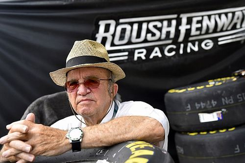 "Roush Fenway's Jack Roush says pandemic ""has really hit us hard"""
