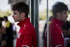 FIA F2 Breaking news Terkena diskualifikasi, Leclerc gagal cetak rekor baru