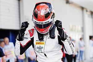 GP3 Репортаж з гонки GP3 у Шпільберзі: Рассел здобув першу перемогу у GP3