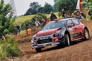 WRC Nieuws Citroën geeft titelkansen 2017 op: