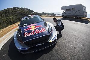 WRC Отчет о секции Ожье упустил вторую позицию в Ралли Франция