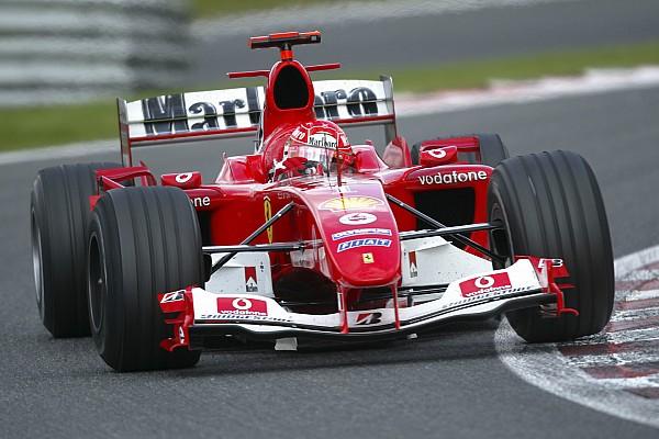 Формула 1 Топ список Галерея: усі боліди Ferrari у Формулі 1 із 1950 року