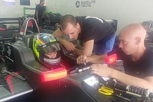 Other open wheel Breaking news Keanon Santoso siap jajal mobil Formula Masters