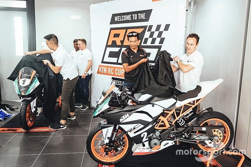 KTM resmi meluncurkan RC Cup Asia 2017