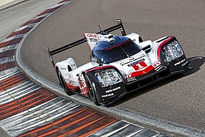 WEC Breaking news Porsche officially reveals 2017 LMP1 car