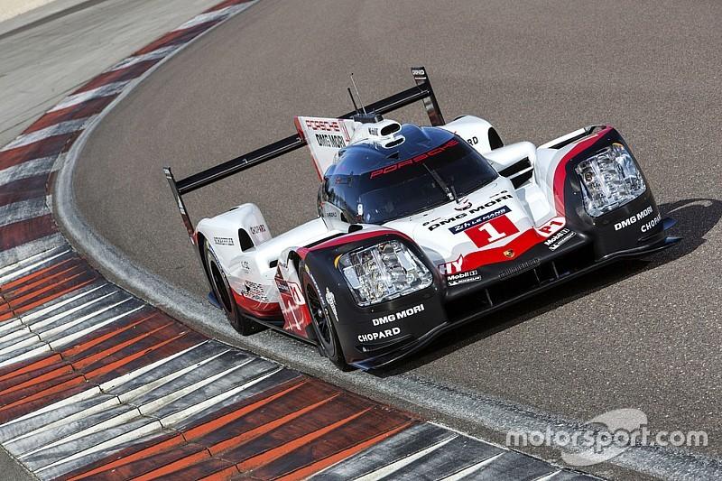 GALERIA: Porsche e Toyota revelam carros para LMP1 em 2017