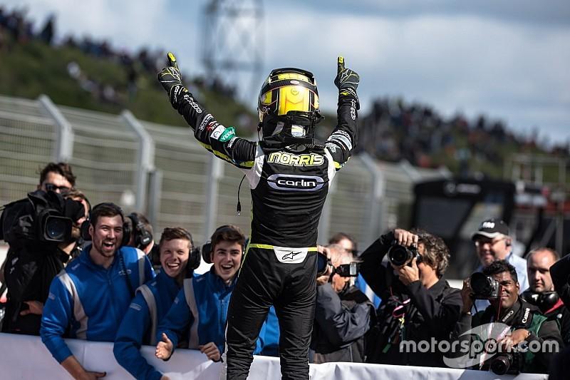 Norris: F1'de yarışmam Alonso'ya bağlı