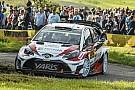WRC Germania, PS10: a sorpresa svetta la Toyota di Hanninen