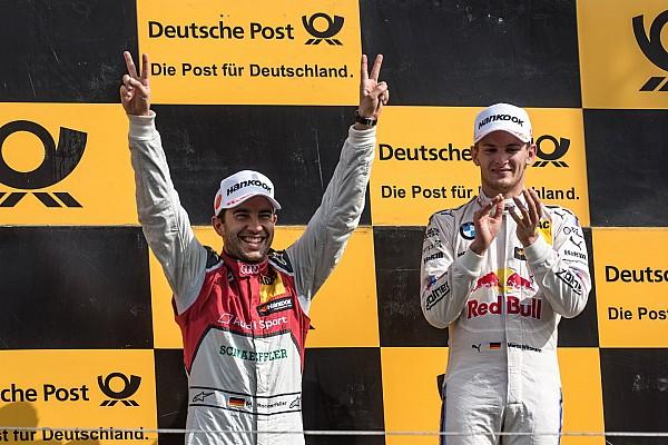 DTM Виттман дисквалифицирован, Роккенфеллер назван победителем