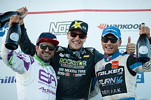 Formula Drift Race report Formula DRIFT Round 2: Unchartered territory results