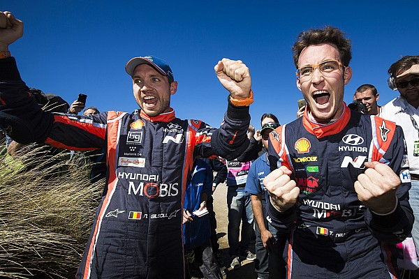 WRC Leg report Argentina WRC: Neuville denies Evans victory by 0.7s