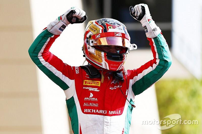 Photos - L'ascension de Charles Leclerc vers Ferrari