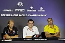 Formula 1 Azerbaijan GP: Friday's press conference