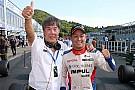 スーパーフォーミュラ 【SF】岡山レース2:残り9周のスプリント、守りきった関口が逆転優勝