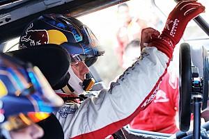 WRC Actualités Loeb pourrait enchaîner le Dakar et le Monte-Carlo en 2018