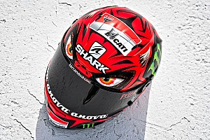 GALERI: Helm baru Lorenzo untuk MotoGP Austria
