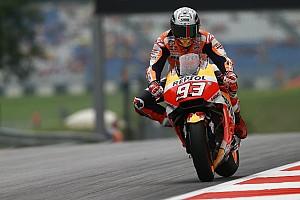 MotoGP Reporte de calificación Pole de Márquez en Austria, seguido de Dovizioso y Lorenzo