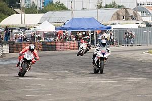 UASBK Репортаж з гонки MotoOpenFest: гонку класів Stock виграв Нітеш, Макуха другий в абсолюті