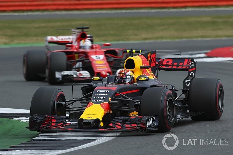 Red Bull veut marquer plus de points que Ferrari jusqu'à fin 2017