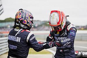 FIA F2 Actualités Markelov reste chez Russian Time avec Makino